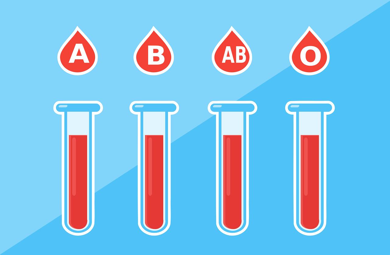 子供 の 血液 型